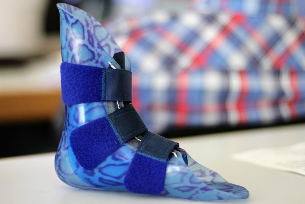 Dr Handicap - prosthetic foot