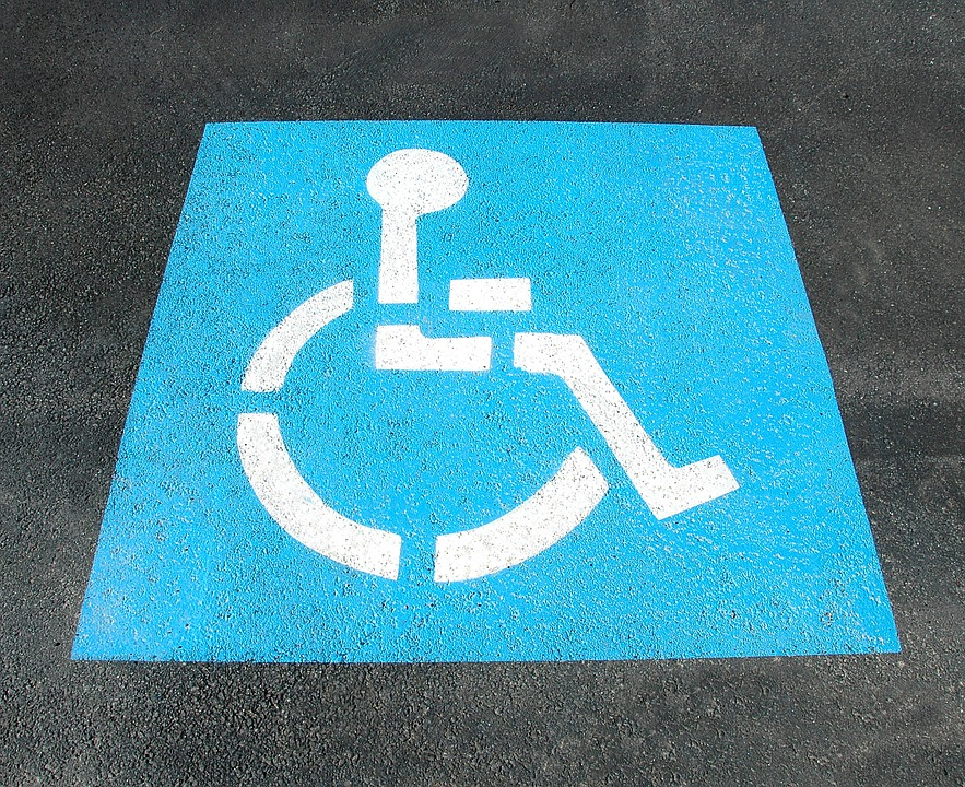 Dr.Handicap - handicap parking place