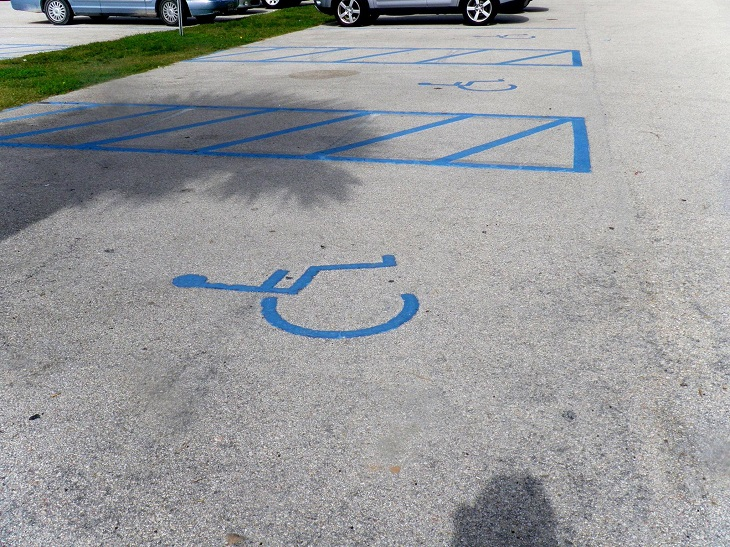 Dr. Handicap - handicap parking